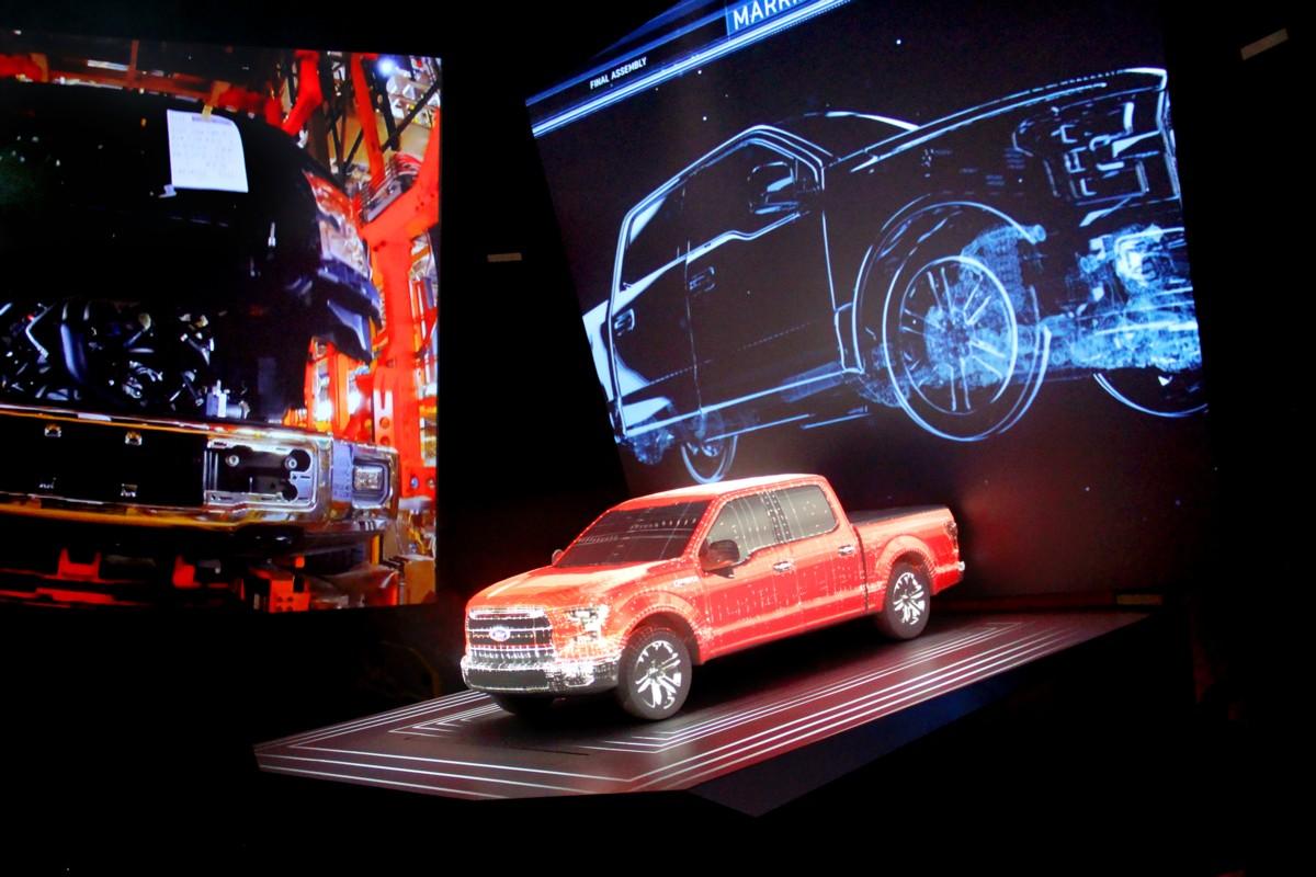 TechMDinc Ford - Rouge Interactive Plant Tour